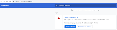 Manter arquivo perigoso Téchne Digitus InfoSec