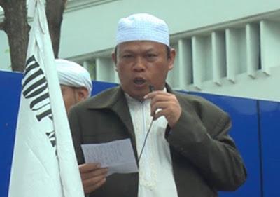 Innalillahi, Sekjen FUI Sekaligus Pimpinan Aksi 313, KH Muhammad Al-Khaththath Ditangkap