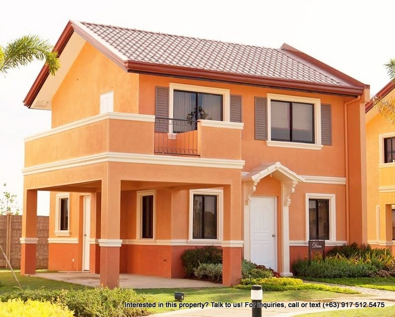 Camella altea drina house and lot for sale bacoor cavite for Camella homes design pictures