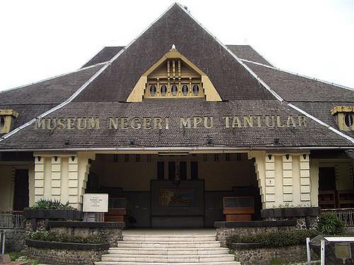 7 Keindahan Tempat Wisata di Surabaya yang Wajib Dikunjungi,Museum Mpu Tantular