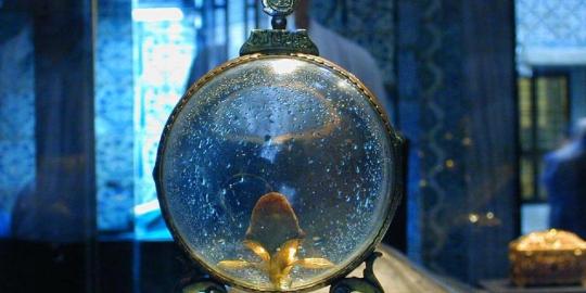 Bagian-Bagian Tubuh Nabi Muhammad yang Masih Tersisa