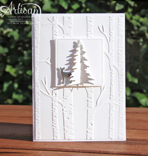 Festtagsdesign-Stampin Up