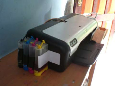 Dilema Memilih Tinta Printer