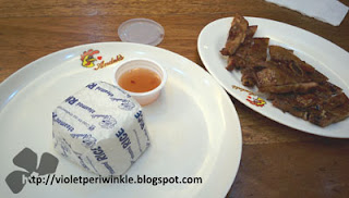 Pork rice vinegar sauce