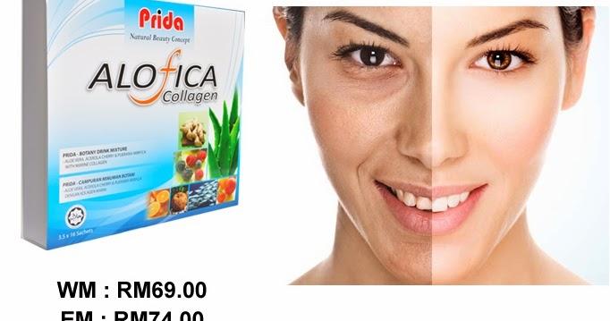 Kolagen Prida Alofica Collagen : Cara Memutihkan Kulit Dan ... - photo#16