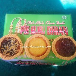 Pie Susu Dhian Bali Online Dari Jln Nangka