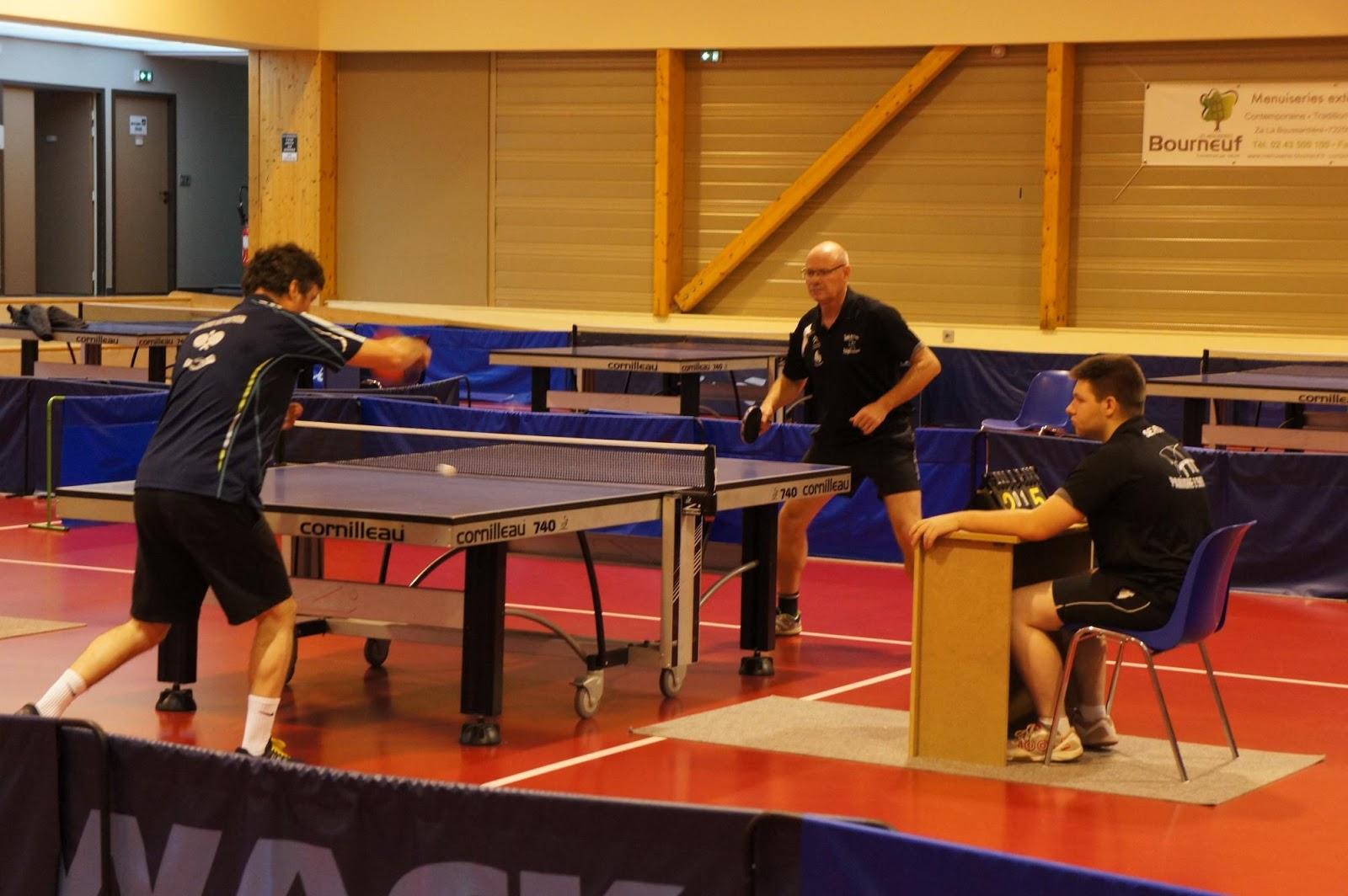 Menuiserie Bourneuf Parigne L Eveque tennis de table club de parigné l'evêque - sarthe: septembre