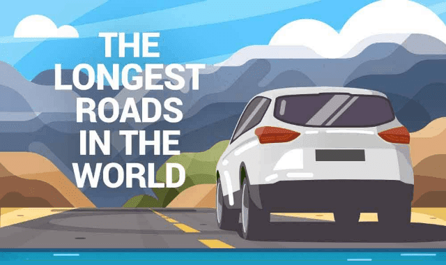 The Longest Roads in the World