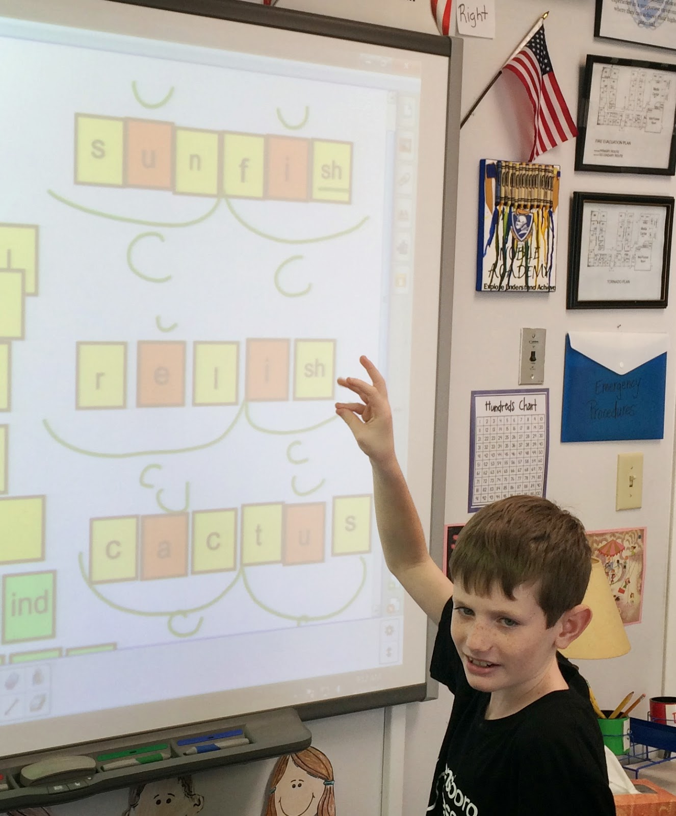 Wallace S World Of Primary Dividing Words Into Syllables