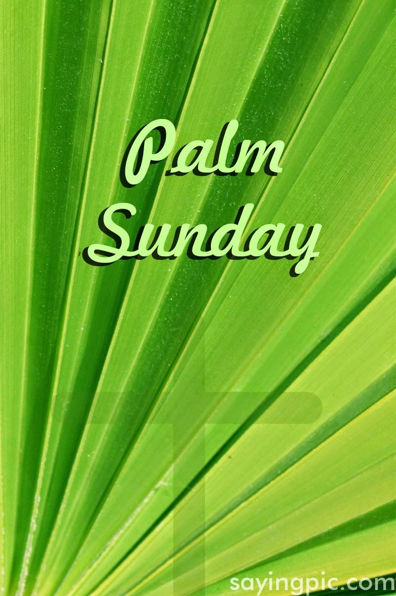 palm sunday - photo #39