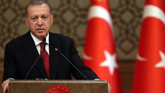 Erdogan Sebut Turki Tak Bakal Terima Bantuan IMF