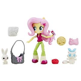 My Little Pony Equestria Girls Minis Sleepover Slumber Party Set Fluttershy Figure