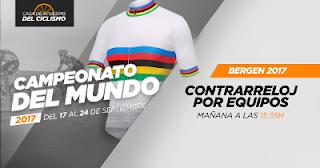 Kirolbet apuestas mundial ciclismo Bergen 2017 de 17 a 24 septiembre