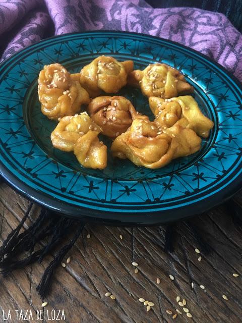 Chebakia-dulces-con-miel