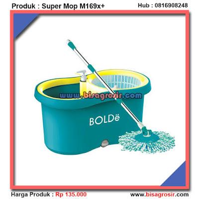 Supermop Bolde M 169x+ Alat Pel Murah