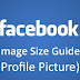 Facebook Profile Size