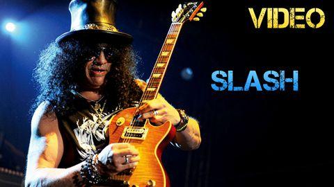 Vídeo Biografía Slash
