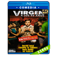 Virgen a los 40 (2005) 4K UHD Audio Dual Latino-Ingles