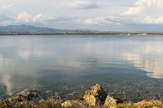La baie de Casilda (Cuba)