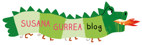 Blog - Susana Gurrea Illustration