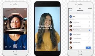 Filter Kamera Facebook Stories | Begini Menggunakannya