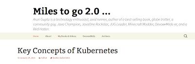 Best Java EE Blog