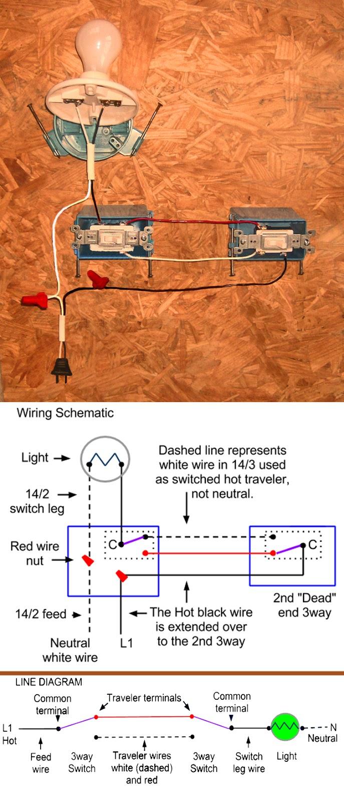 12 Volt 3 Way Switch Wiring Diagram : switch, wiring, diagram, Switch, Wiring, Methods:, Radical