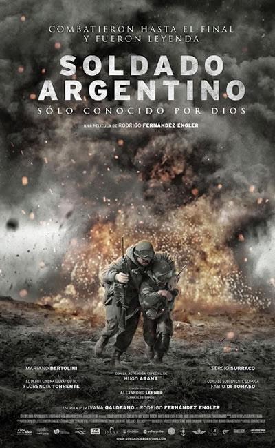 Soldado argentino sólo conocido por Dios (2017)