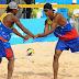 Venezuela ganó oro en III parada del Circuito Suramericano de Voleibol de Playa