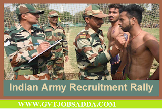 INDIAN ARMY RECRUITMENT APPLY ONLINE VARIOUS VACANCY 2018