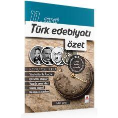 Delta Kültür 11.Sınıf Türk Edebiyatı Özet