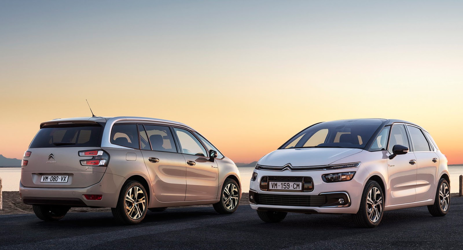 Citroen And Rip Curl Have Announced A New Limited Edition Of The C4 Picasso  And Grand C4 Picasso MPVs, Following The Success Of The C4 Cactus And The  ...