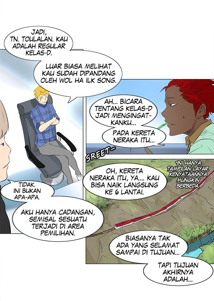 Tower of God Bahasa indonesia Chapter 187