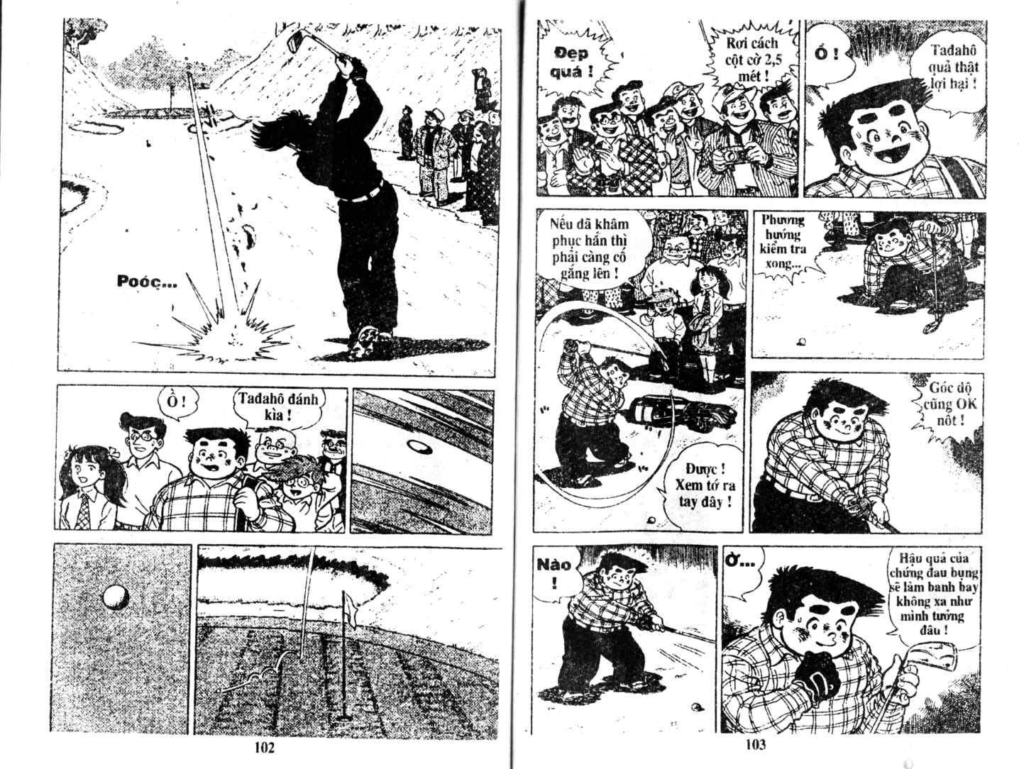 Ashita Tenki ni Naare chapter 7 trang 50
