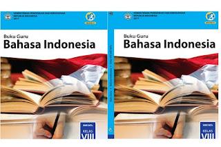 Buku Guru Bahasa Indonesia Kelas 8 Kurikulum 2013 Revisi 2017