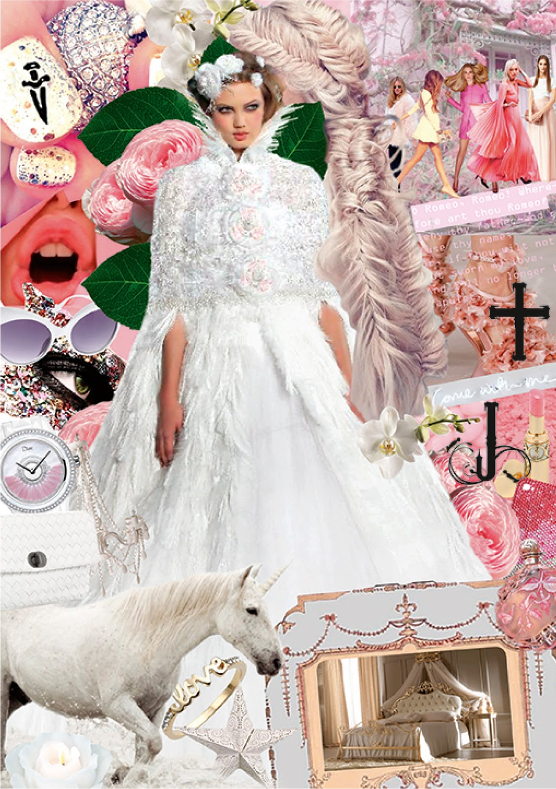 Heidi Mccormack New Look Mood Board Juliet Capulet Romeo Juliet 1968