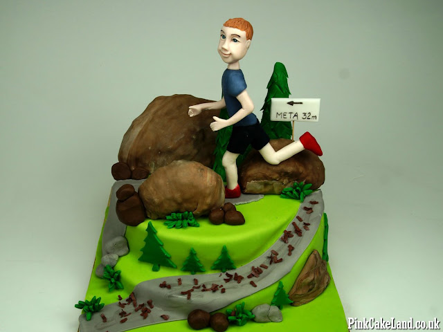 Sports Cakes in London