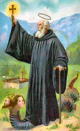 St. John Gualbert, abbot
