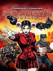 Command & Conquer Red Alert 3 Uprising - PC (Completo)