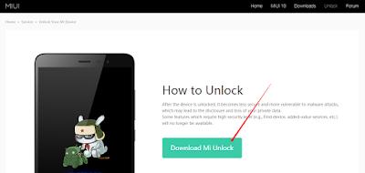 Cara Terbaru Unlock Bootloader Xiaomi 9
