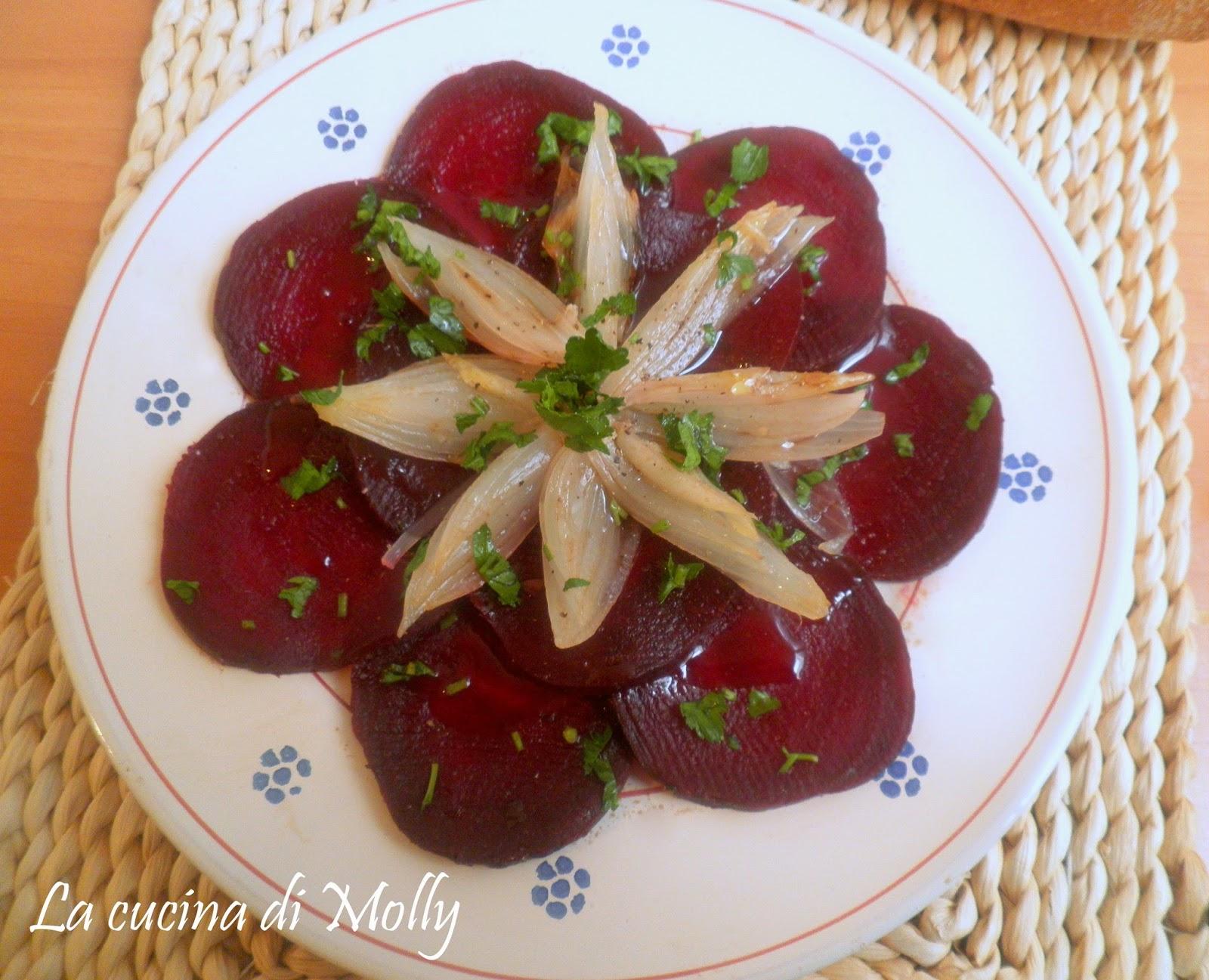 Come si cucinano le barbabietole rosse precotte cotto e for Cucinare barbabietole