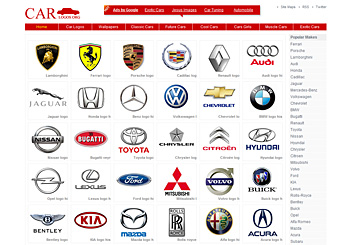 Car Logos And Car Company Logos Worldwide Hg