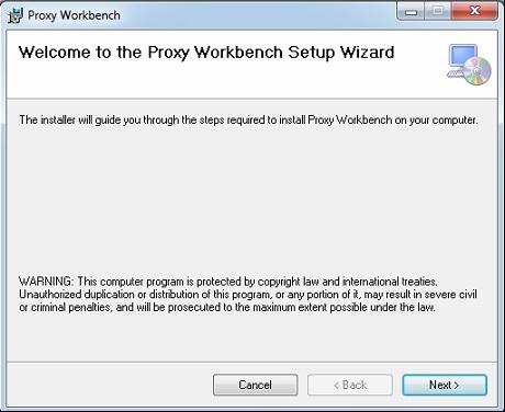My Cybersecurity Journal: Web Proxy Server Using Proxy