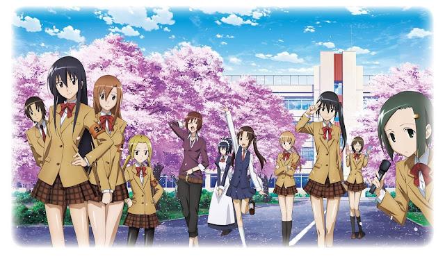 Download OST Anime Seitokai Yakuindomo Movie Full Version