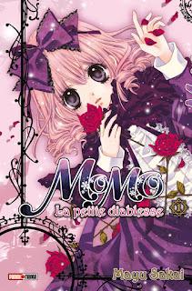 Momo – la petite Diablesse de Mayu Sakai manga mangaka bd bande-dessinée bdocube blog japon japonais japonaise information scénariste auteur auteure illustrateur illustratrice illustration dessinateur dessinatrice dessin édition éditeur édité publié publication