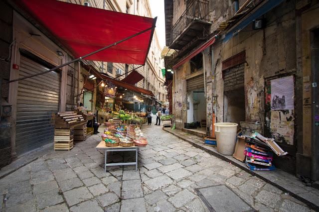 Mercato della Vucciria-Palermo