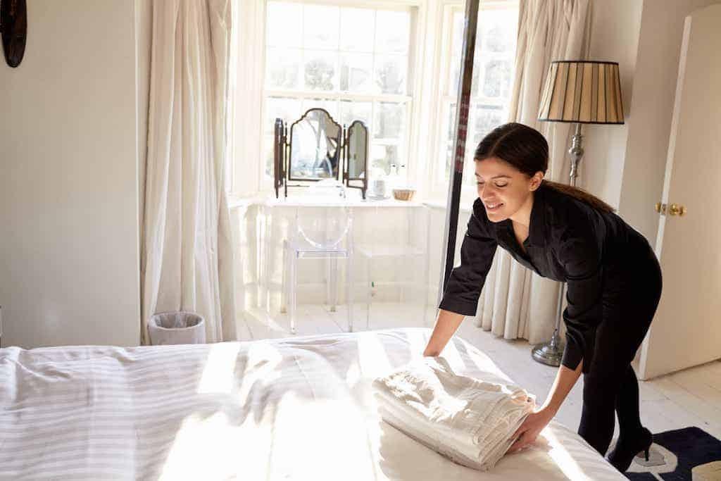 #429 Camarera de pisos | Maestro Liendre Cabaret |Blog de Luis Bermejo