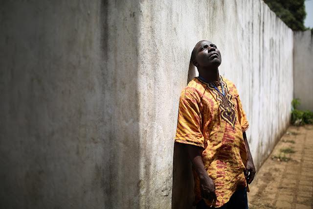 Ebola-Vaccine Ebola Survivor