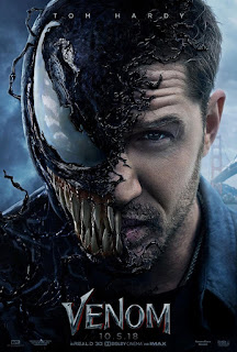 Sony Venom first movie poster