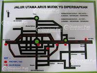 Info Jalur Mudik Pati Kudus Rembang 2017